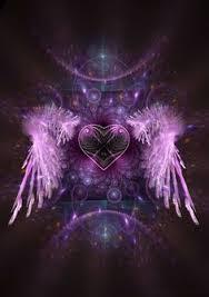 violet flame angel